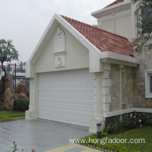 Residential  steel Sectional Garage Door